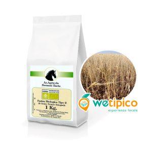Farina tipo 2 di grano Bolero