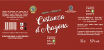 Costanza d'Aragona Etichetta