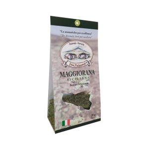Maggiorana siciliana essiccazione naturale 20 gr
