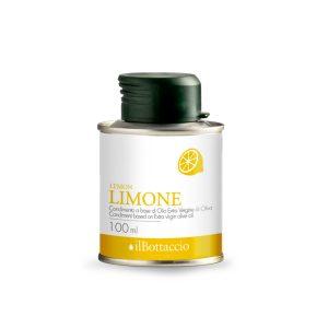 Extravergine aromatizzato al limone