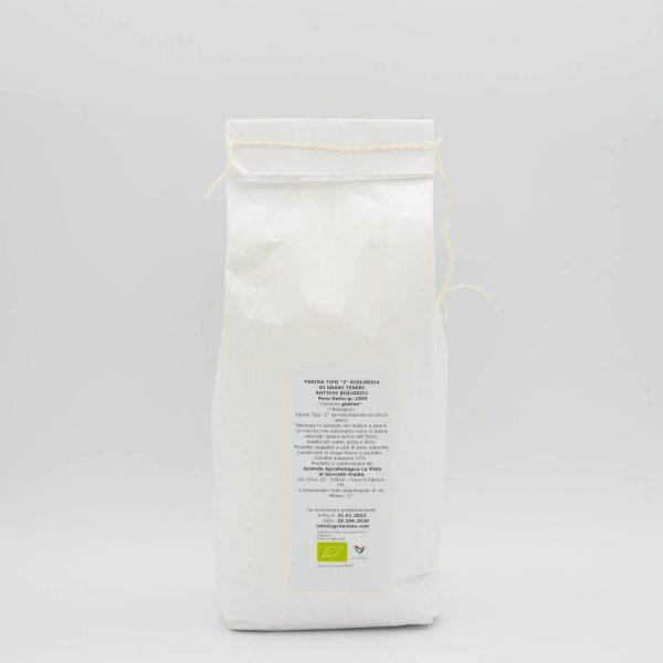 Farina biologica tipo 2