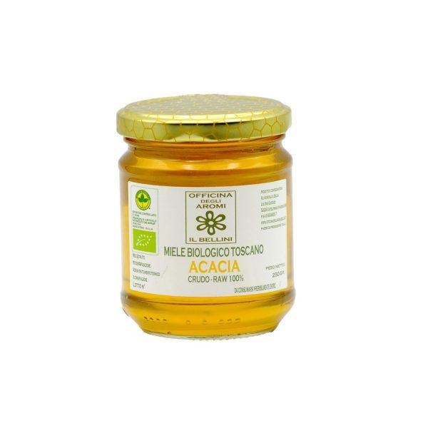 Miele Acacia biologico toscano