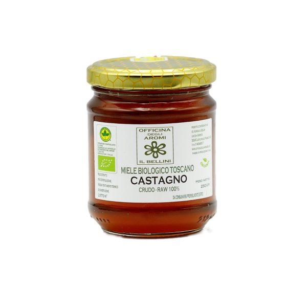 Miele di Castagno biologico toscano