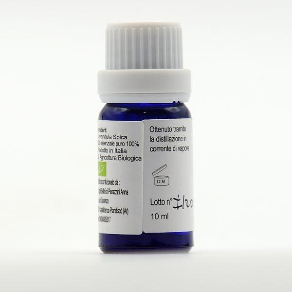 Olio essenziale di Lavanda biologico 3