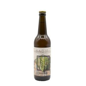 Birra contadina artigianale cruda