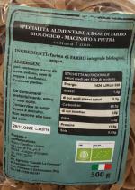 Specialità alimentare a base di farro - fettuccine
