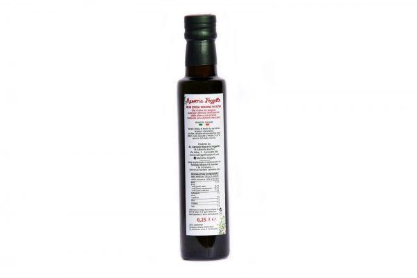 Etichetta Olio Extravergine Cellina di Nardo