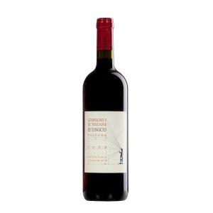 Toscana Rosso IGT D'Unico