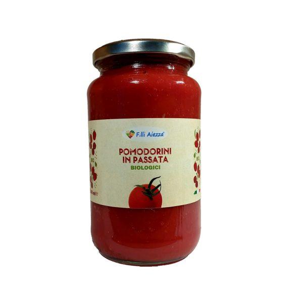 Pomodorini Ciliegino e Datterino campani galleria