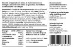 Cestini - Tabella nutrizionale