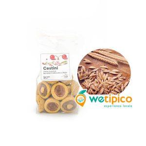 Cestini – Biscotti assortiti