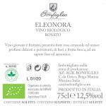 IGP Rosato Terre Siciliane etchetta
