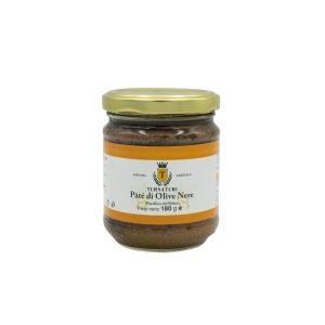 Paté di Olive Nere di Nocellara del Belice 180 gr