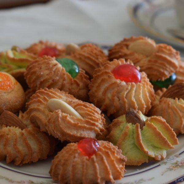 Paste di Mandorla artigianali siciliane da 250 gr vassoio