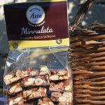 Minnulata – Torrone di Mandorle siciliano da 250 gr esterno
