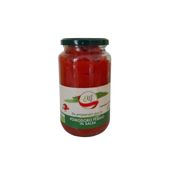 Pomodoro Perino rosso in salsa