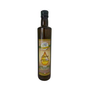 Olio Extravergine di Oliva biologico Rosciolo di rotello Zaira 500 ml