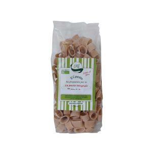 Calamarata – pasta biologica integrale di grano duro da 500 gr