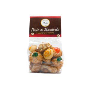Paste di Mandorla artigianali siciliane da 250 gr