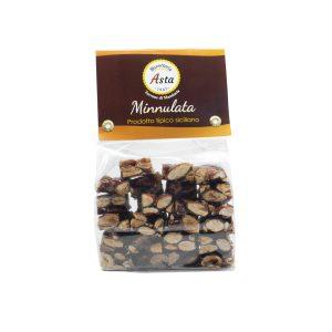 Minnulata – Torrone di Mandorle siciliano da 250 gr