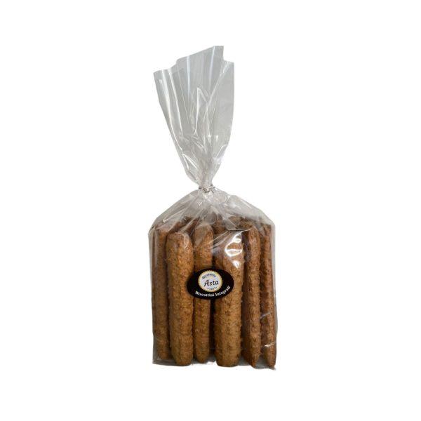 Biscotti Integrali siciliani con cannella e zenzero da 250 gr
