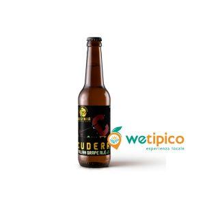 "IGA – Italian Grape Ale ""Cudera"" birra agricola toscana"