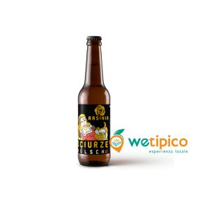 "Kölsch ""Sciurze"" – birra agricola toscana artigianale"