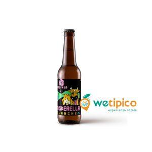 """Blanche """"Biskerella"""" – birra agricola toscana"""