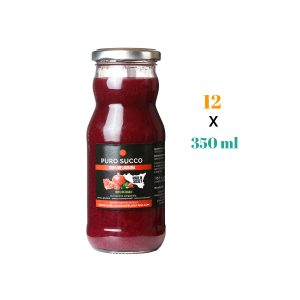 Puro Succo di Melagrana – artigianale siciliano 350 ml 12 pz aggiornato