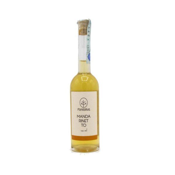 Mandarinetto liquore al mandarino artigianale siciliano 100 ml