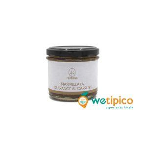 Marmellata di Arance al carrubo – artigianale siciliana 100 gr