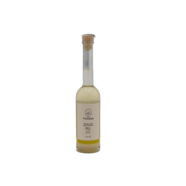 Zenzerello liquore di zenzero artigianale siciliano 100 ml