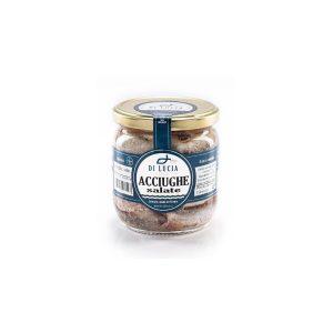 Acciughe Salate – prodotto ittico artigianale campano